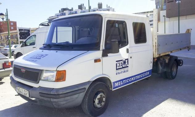 RcreaT - Vehiculo rotulado - HECA