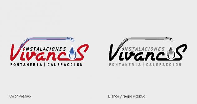 Logotipo Instalaciones Vivancos