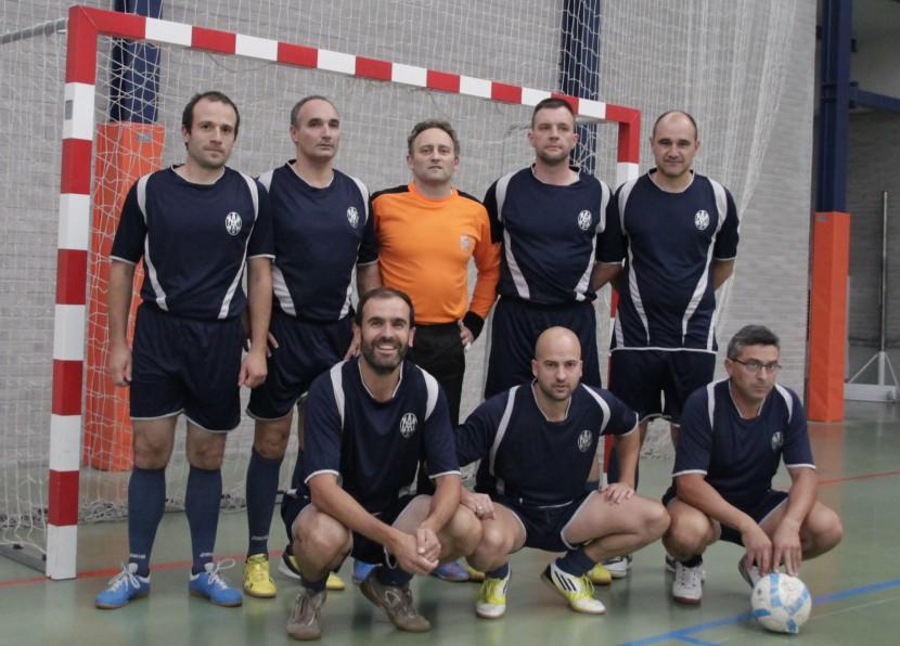 RcreaT Equipacion deportivao de Futbol | AMPAS Concepcionistas