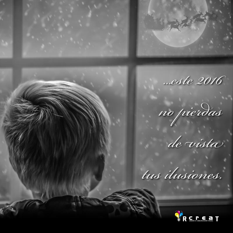 Feliz Navidad y Prospero 2016